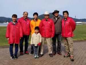 平成最後のクリーンアップ事業「金ヶ崎緑地定期清掃」を行いました。