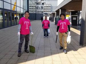 「敦賀おもてなし隊」の活動を行いました。