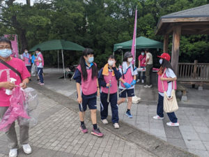「つるがおもてなし隊with高校生プロジェクト」