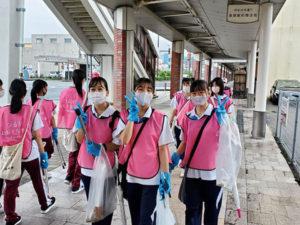 6回目の「つるがおもてなし隊with高校生プロジェクト」