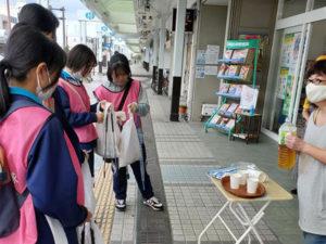 「つるがおもてなし隊with高校生プロジェクト」本日で最終日