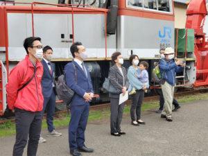 日本遺産(鉄道遺産のストーリー)の勉強会