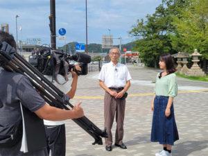 鉄道日本遺産の動画作成